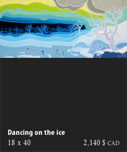 Dancing on the ice